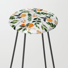Orange Grove Counter Stool