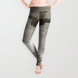 Stealth And Surprise Of The Night Owl Leggings