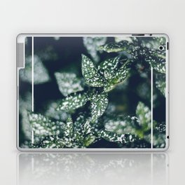 In the Garden with Rectangle Laptop & iPad Skin
