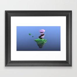 Picnic Spot Framed Art Print