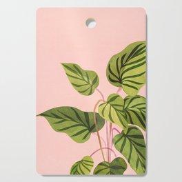 Upstart / Tropical Plant Cutting Board