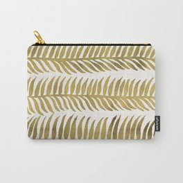 Golden Seaweed Carry-All Pouch