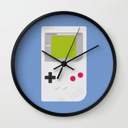 #54 Gameboy Wall Clock