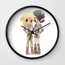 Dragon Age - Zevran and Mahariel Wall Clock