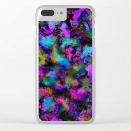Brain Cells Clear iPhone Case