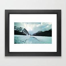 Louise ! Framed Art Print