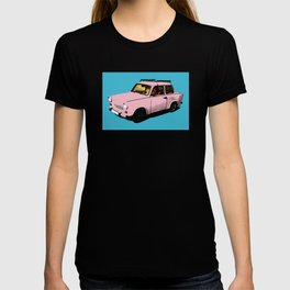 Trabant pink pop T-shirt