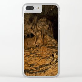 Carlsbad Caverns XIV Clear iPhone Case