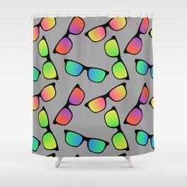 Sunglasses Pattern Shower Curtain