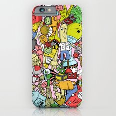 end of the world party Slim Case iPhone 6s