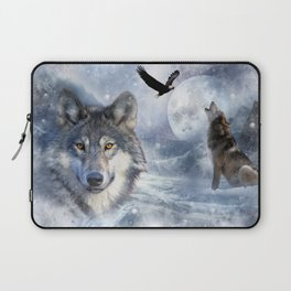 Wolves Laptop Sleeve