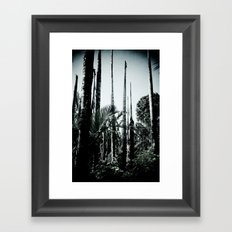Decapitated Framed Art Print