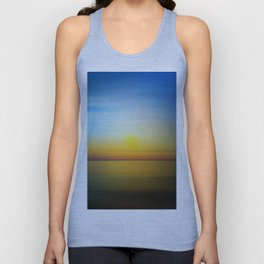 Abstract Landscape 28 Unisex Tank Top