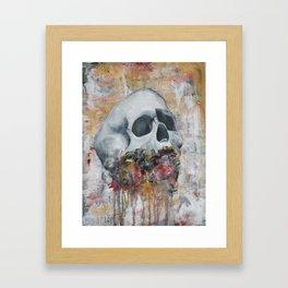 Someday Never Comes Framed Art Print
