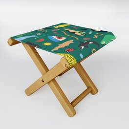 Lawn Party Folding Stool