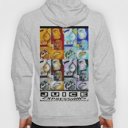 JUICE EXPRESSIONS Hoody