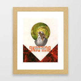 BDT? Framed Art Print