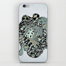 The heart of things II iPhone & iPod Skin