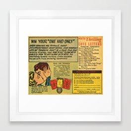 Lost Art Framed Art Print