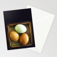 Three Eggs Stationery Cards