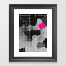 Disruption Framed Art Print