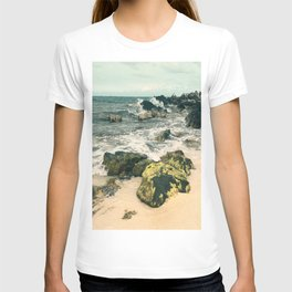 Last Day At The Beach 2016 T-shirt