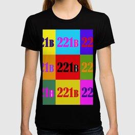 221B Color Block T-shirt