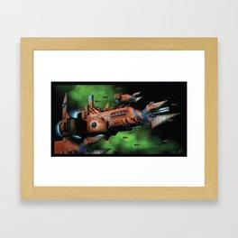 NGS Tiamat Framed Art Print