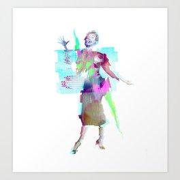 Love Struck Art Print