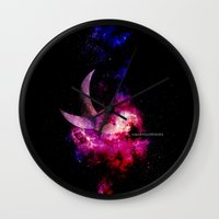 martell Wall Clocks featuring Spectacle by G Martell