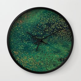 Surface Tension Wall Clock