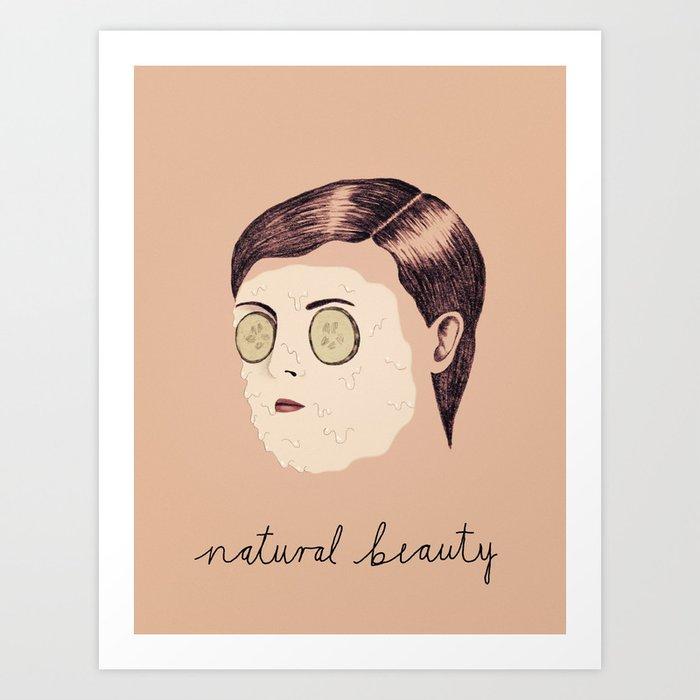 Natural Beauty Kunstdrucke