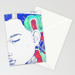 It's kind of funny, it's kind of sad Stationery Cards