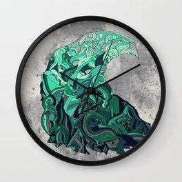 Fluctus Wall Clock