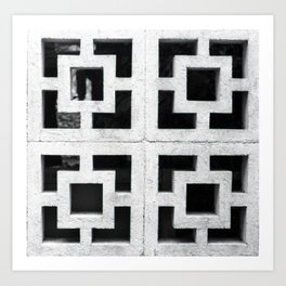 Wallspace Art Print