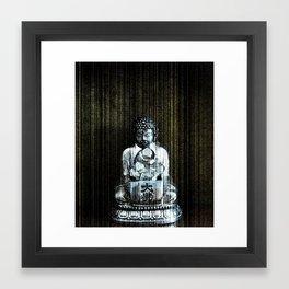 Parinirvana Framed Art Print