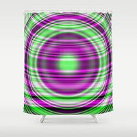 revolution Shower Curtains featuring Revolution by Sartoris ART