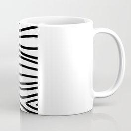 Raw Pattern Series: n.3 Coffee Mug