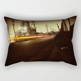 Night ride Rectangular Pillow