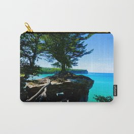 Chapel Rocks Tree Carry-All Pouch