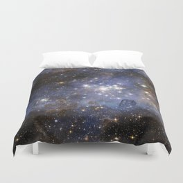 Adventures in Time and Space Duvet Cover