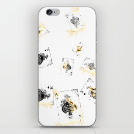 Smoking Aces iPhone Skin