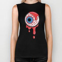 Bloody Eyeball Biker Tank