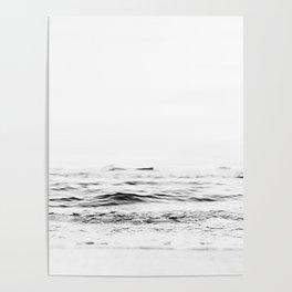 Ocean Minimalist Poster