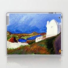 Una Vista de Ardales Laptop & iPad Skin