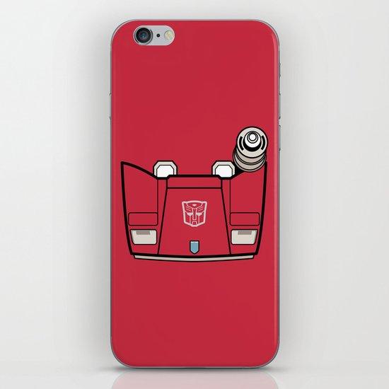 Transformers - Sideswipe iPhone & iPod Skin