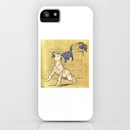 Dogs Large and Small, Ideal for Dog Lovers (58) iPhone Case
