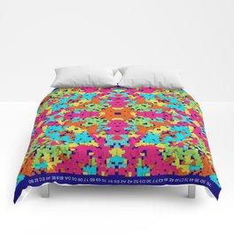 """Spring"" series #5 Comforters"