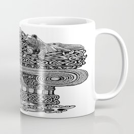 Welcome to her dreams... Coffee Mug