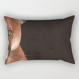 Puma Rectangular Pillow